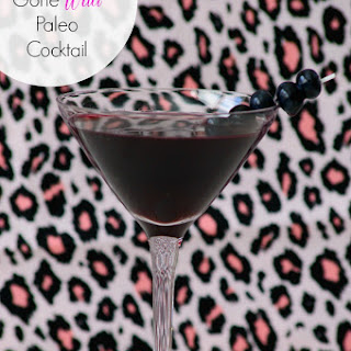 Paleo Cocktail – Cavegirl Gone Wild Recipe