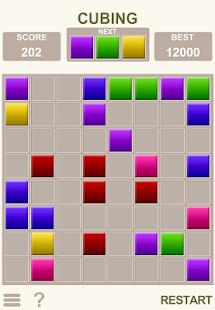 Cubing Block Puzzle