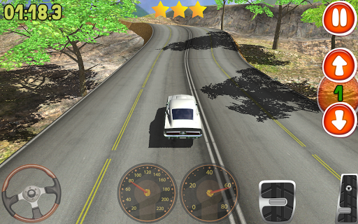 Muscle Car Speed Racing