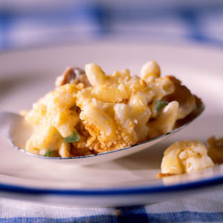 Baked Macaroni And Cheese With Cream Of Mushroom Soup Recipes.