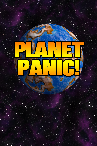 Planet Panic - Bubble Popper