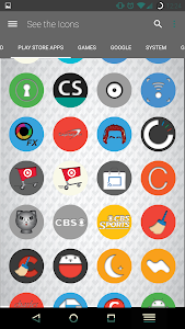 Quoe Icon Pack screenshot 7