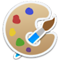 Paint for Whatsapp logo