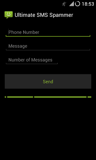 Ultimate Text Spammer 2014