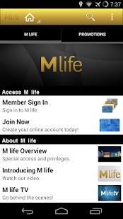 M life - screenshot thumbnail