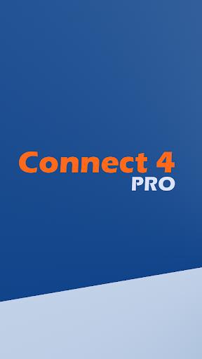 Connect 4 pro puzzle