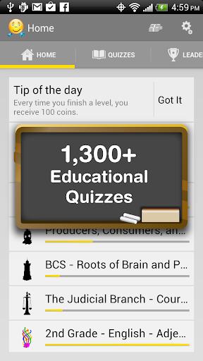JogNog - Test Prep Quizzes