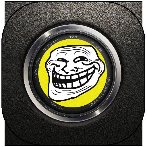娛樂必備App|Meme Booth + Rage Comics FX LOGO-綠色工廠好玩App