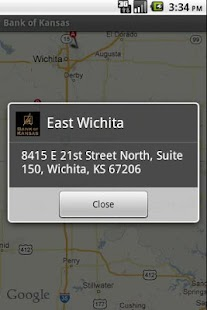 Bank of Kansas' Bank App - screenshot thumbnail