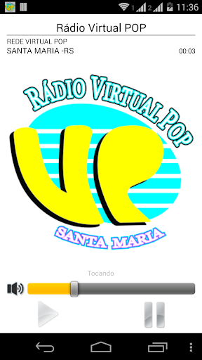 Rádio Virtual POP