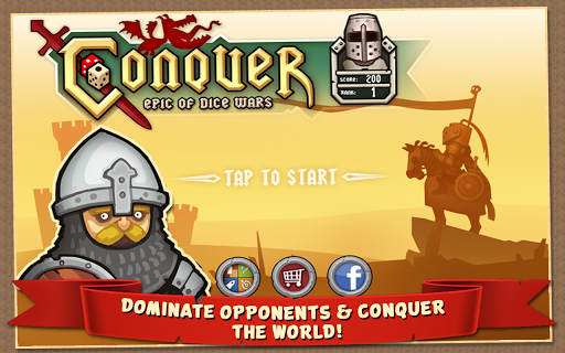 Conquer - Epic of Dice Wars