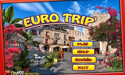 Euro Trip - Free Hidden Object