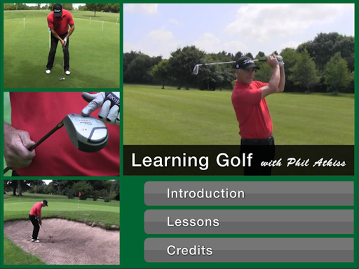 Golf Video Lessons Phil Atkiss