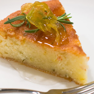 Rosemary Lemonade Cake