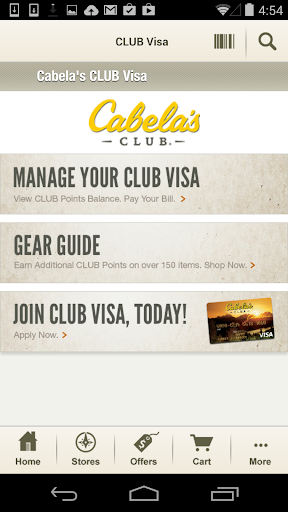 Cabela's Screenshot