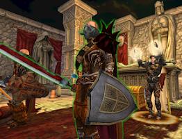 Screenshot of Mana Rush