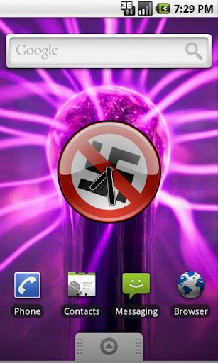 Nazis No Analog Clock Widget