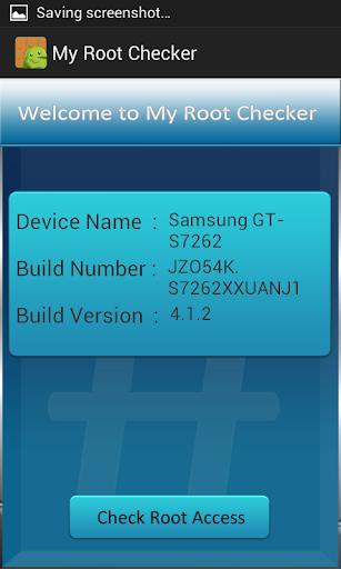 My Root Checker