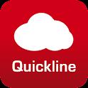 Quickline Cloud icon
