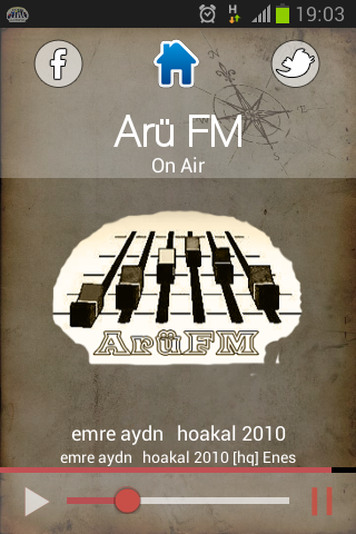 ArüFM Ardahan Üniversitesi Arü