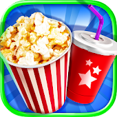 Movie Snacks - Cooking Fever