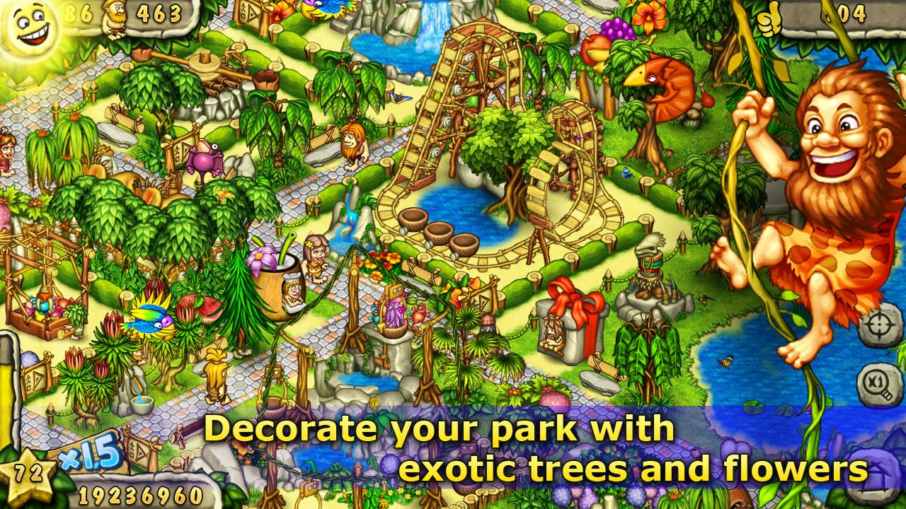 Prehistoric Park Builder screenshot #16