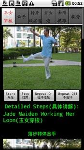 Chen TaiChi18-3陈氏十八式太极拳3- screenshot thumbnail
