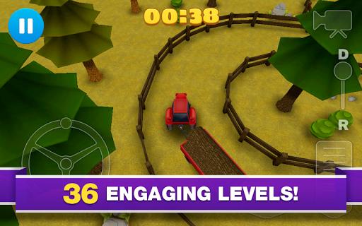玩免費模擬APP|下載トラクター駐車場 app不用錢|硬是要APP