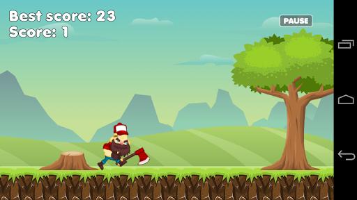 Lumberjack Run