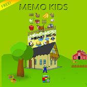« Memokids » - Memory game