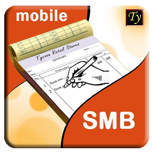 Tycoon SMB PRO - Invoice/POS LOGO-APP點子