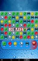Screenshot of Triada - match 3 puzzle free