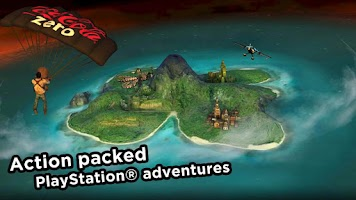 Screenshot of PlayStation® All-Stars Island