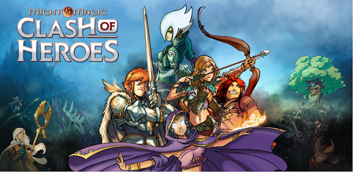 Might & Magic Clash of Heroes скачать для android