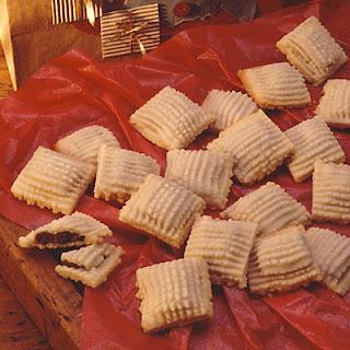 Spritz Surprise Cookies