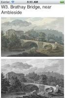 Screenshot of A Tour of the English Lakes