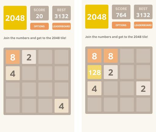 無料解谜Appの2048数字パズルゲーム|記事Game