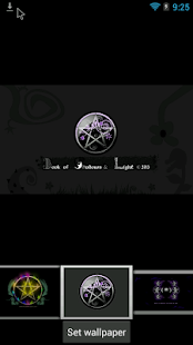 Pagan Theme- screenshot thumbnail