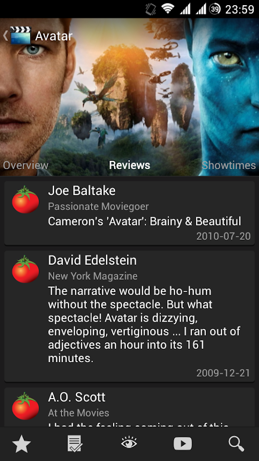 Movie Mate Pro - screenshot