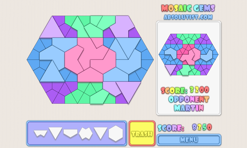 Mosaic Gems: Jigsaw Puzzle- screenshot