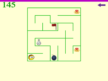 Number Names Worksheets simple maze for kids : Mazes for kids - Android Apps on Google Play
