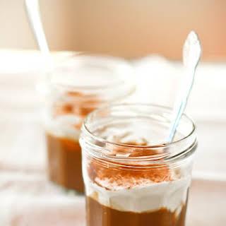 Cafe Au Lait Pudding.