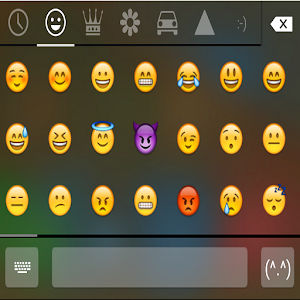 KK Emoji Keyboard - Emoticons