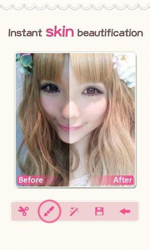 Beauty Face Camera