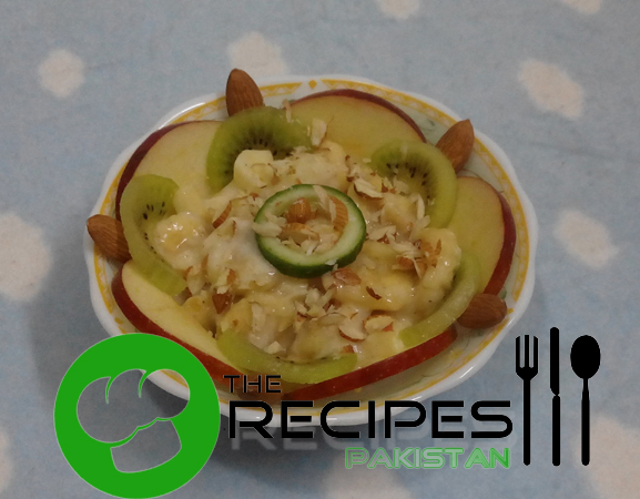 Fruits and Nuts Salad Recipe