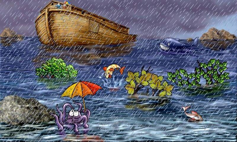 Picco The Flood Kid's bible - Android Apps on Google Play
