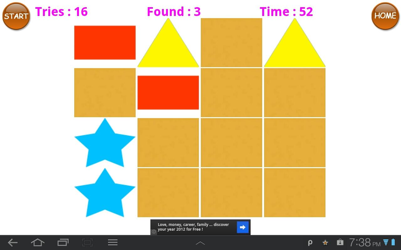 Learn Shapes With Bheem - screenshot