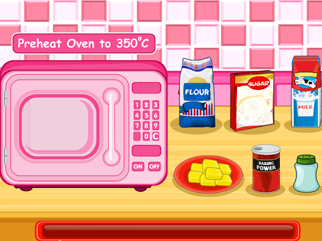android Cooking Ice Cream Cone Cupcake Screenshot 10