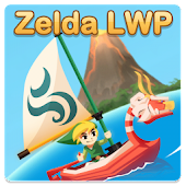 Zelda WindWaker Live Wallpaper