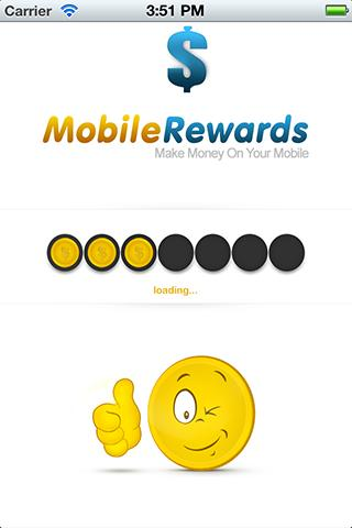Mobile Rewards - screenshot